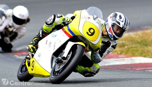 Anthony CHATILLON en Moto3