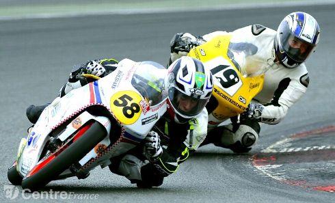 Antoine CHAPEAU en Moto3