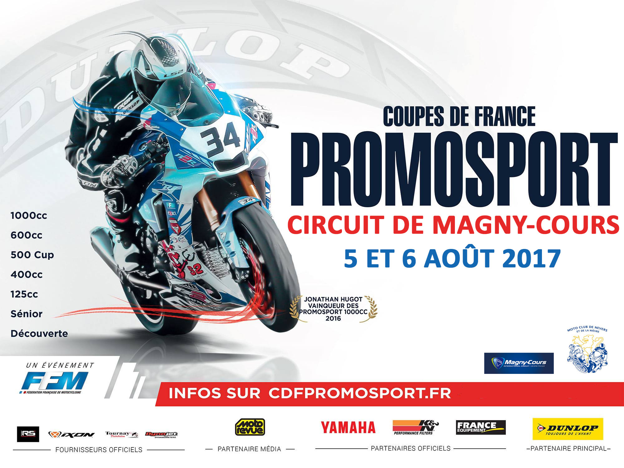 Coupes de france de promosport magny cours 2017 mc nevers - Coupes de france promosport ...